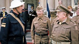 Dad's Army - Series 7: 6. Turkey Dinner