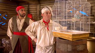 Swashbuckle - Series 2: 15. Mr Feathers