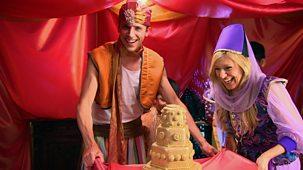 Marrying Mum And Dad - Series 3 - Arabian Nights