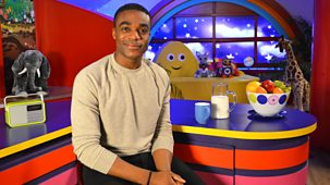 Cbeebies Bedtime Stories - The Sports Day