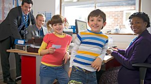 Topsy And Tim - Series 2 - Dad's Office