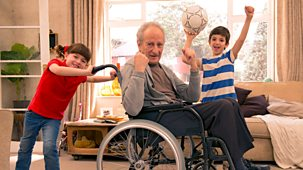 Topsy And Tim - Series 2: 22. Wheelchair Exercises