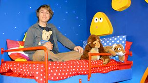 Cbeebies Bedtime Stories - Where's My Teddy?