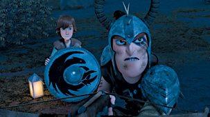 Dragons - Riders Of Berk - Defenders Of Berk - The Night And The Fury