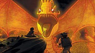 Dragons - Riders Of Berk - Defenders Of Berk - Race To Fireworm Island