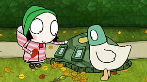 Sarah & Duck - Series 2 - Tortoise Snooze