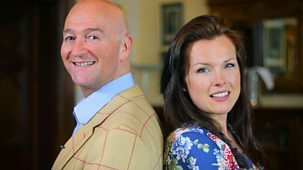 Put Your Money Where Your Mouth Is - Series 10 - David Harper V Christina Trevanion - Uk Antiques Fair