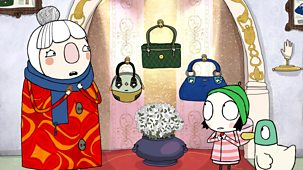 Sarah & Duck - Series 2: 8. Bags Of Bags