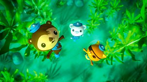Octonauts - Series 1 - The Giant Kelp Forest