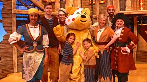 Swashbuckle - Series 2: 16. Pirate Pudsey Radio