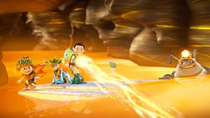 Tree Fu Tom - Series 4: 8. Ranger Tom And The Carrots Of Doom