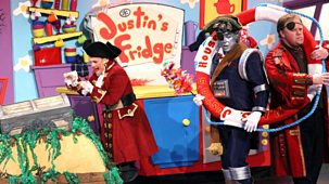 Justin's House - Series 3: 10. Pirate Day
