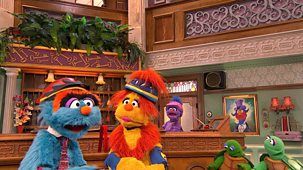 The Furchester Hotel - 16. Furchester On Wheels