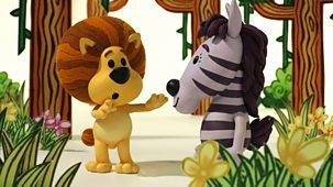 Raa Raa The Noisy Lion - Series 1 - Raa Raa's Favourite Noise