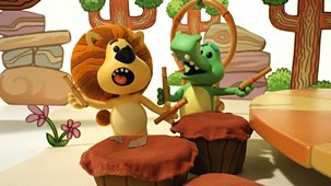 Raa Raa The Noisy Lion - Series 1 - Two's Company