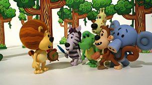 Raa Raa The Noisy Lion - Series 1 - Raa Raa's Favourite Things