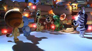 Raa Raa The Noisy Lion - Series 1 - Jungle Jiggles