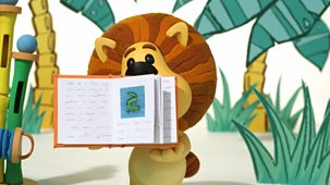 Raa Raa The Noisy Lion - Series 1 - Raa Raa's Naptime Story