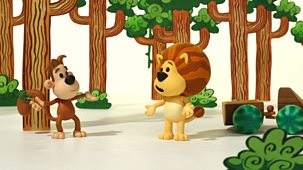 Raa Raa The Noisy Lion - Series 1 - Finding Noisy
