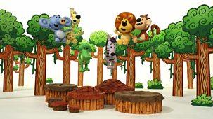 Raa Raa The Noisy Lion - Series 1 - Hurry Up Raa Raa