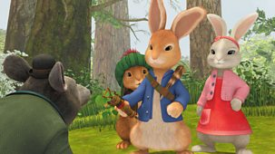 Peter Rabbit - Series 1: 45. The Tale Of Old Brown's Feather