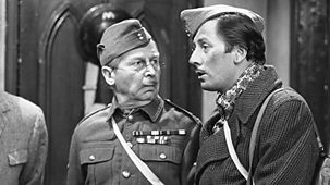 Dad's Army - Series 1: 4. The Enemy Within The Gates