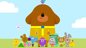 Hey Duggee - 31. The Snowman Badge