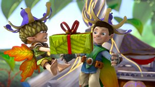 Tree Fu Tom - Series 4: 13. The Sprite Before Christmas