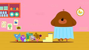 Hey Duggee - 3. The Hair Badge