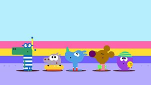 Hey Duggee - 15. The Paddling Pool Badge