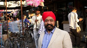 A Cook Abroad - 2. Tony Singh's India