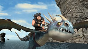Dragons - Defenders Of Berk: 15. A Tale Of Two Dragons