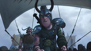 Dragons - Defenders Of Berk: 17. Smoke Gets In Your Eyes