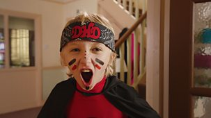 The Dumping Ground - Series 3: 1. Party Games