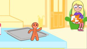 Melody - Series 2: 2. Gingerbread Man