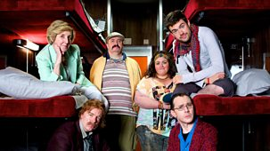 Inside No. 9 - Series 2: 1. La Couchette