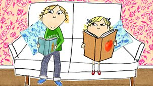 Charlie And Lola - Series 1: 1. But That Is My Book