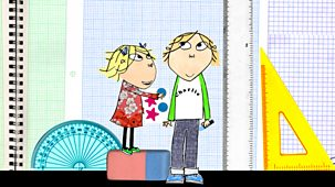 Charlie And Lola - Series 1: 24. I Want To Be Much More Bigger Like You
