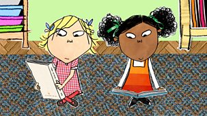 Charlie And Lola - Series 2 - Too Many Big Words