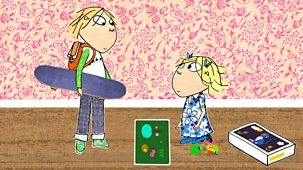 Charlie And Lola - Series 3 - I've Got Nobody To Play With