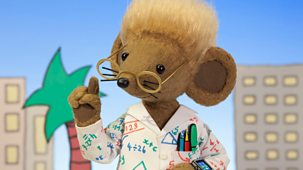Rastamouse - Series 3: 2. Techno Time