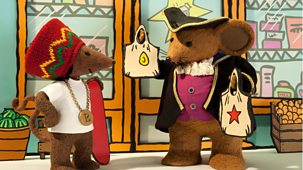 Rastamouse - Series 3: 4. Count On Me