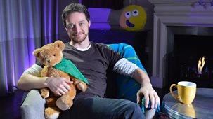 Cbeebies Bedtime Stories - 486. James Mcavoy - Superworm