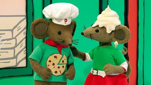 Rastamouse - Series 3: 12. Discovery Day