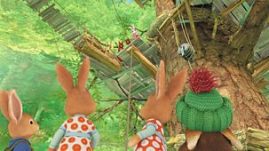 Peter Rabbit - Series 2: 9. The Tale Of The Treehouse Rescue