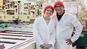 Inside The Factory: How Our Favourite Foods Are Made - 2. Chocolate