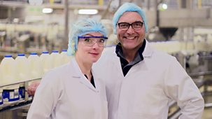 Inside The Factory: How Our Favourite Foods Are Made - 3. Milk
