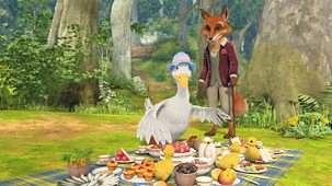 Peter Rabbit - Series 2: 14. The Tale Of The Perilous Party