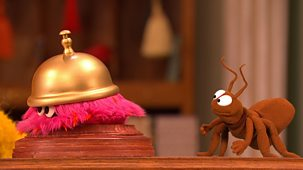 The Furchester Hotel - 31. Ant Checks In