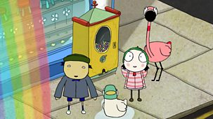 Sarah & Duck - Series 2: 23. Extra Bounce